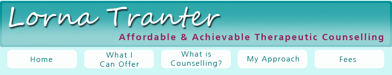 Lorna Tranter - Therapeutic Counselling